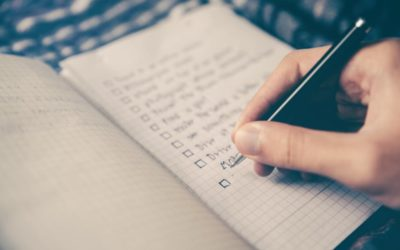 Writing Your Activities List For The Common App