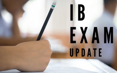 IB Exam Update