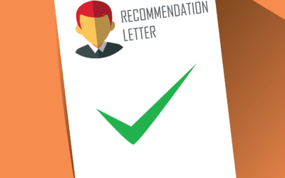 Letters Of Recommendation For College Application