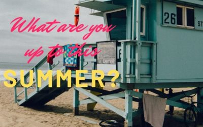 Make The Most Of Summer And Have A Great College Application