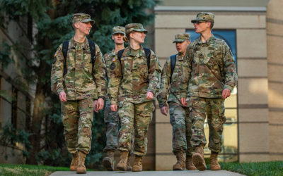 Curious About ROTC in College?